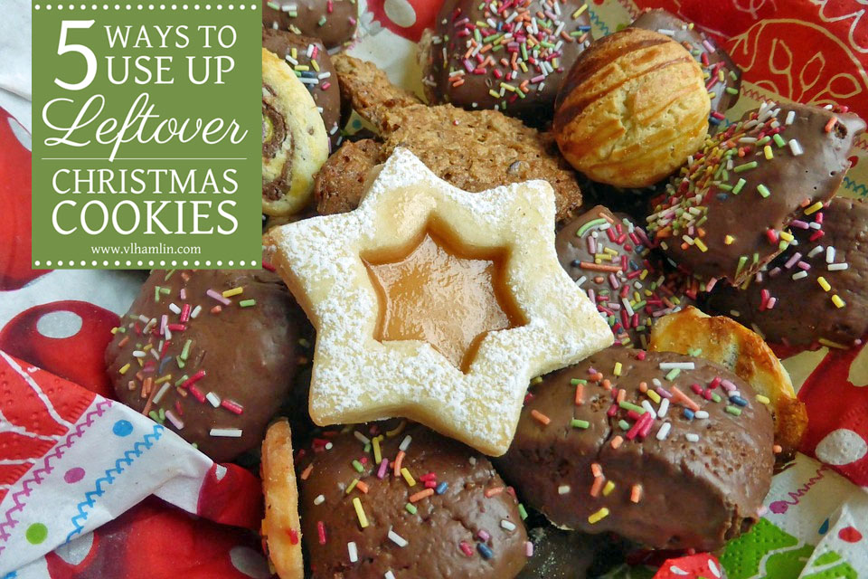 5 Ways to Use Up Leftover Christmas Cookies | Food Life Design