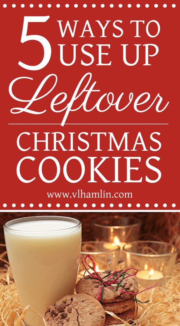 Have tons of leftover Christmas Cookies? Use them up with the super simple recipes in this post!