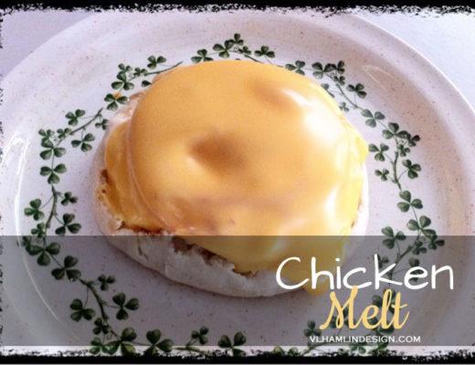 Homemade Chicken Melts