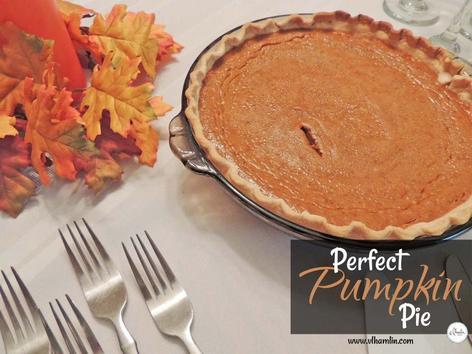 Perfect Pumpkin Pie 2