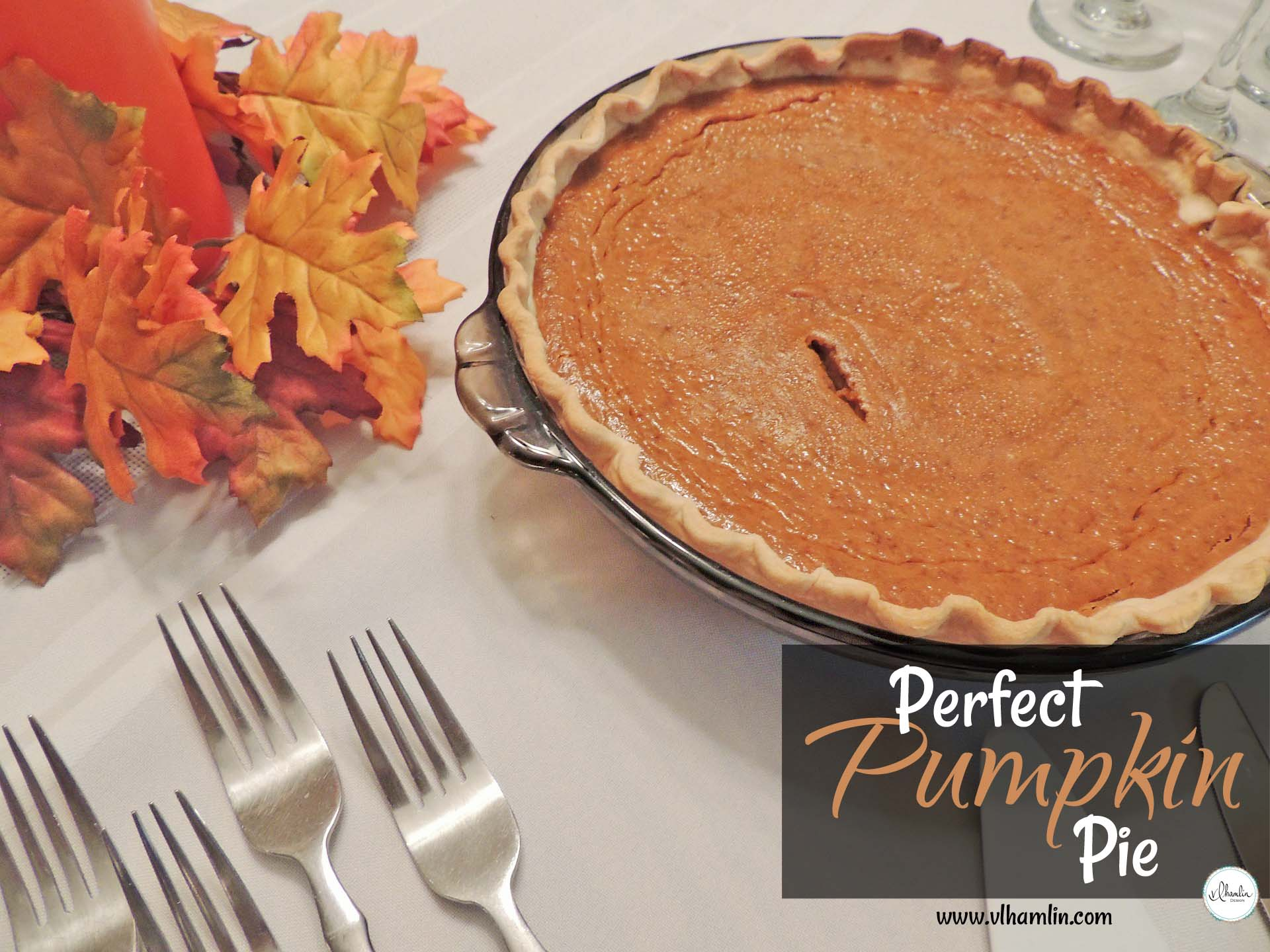 Perfect Pumpkin Pie 2