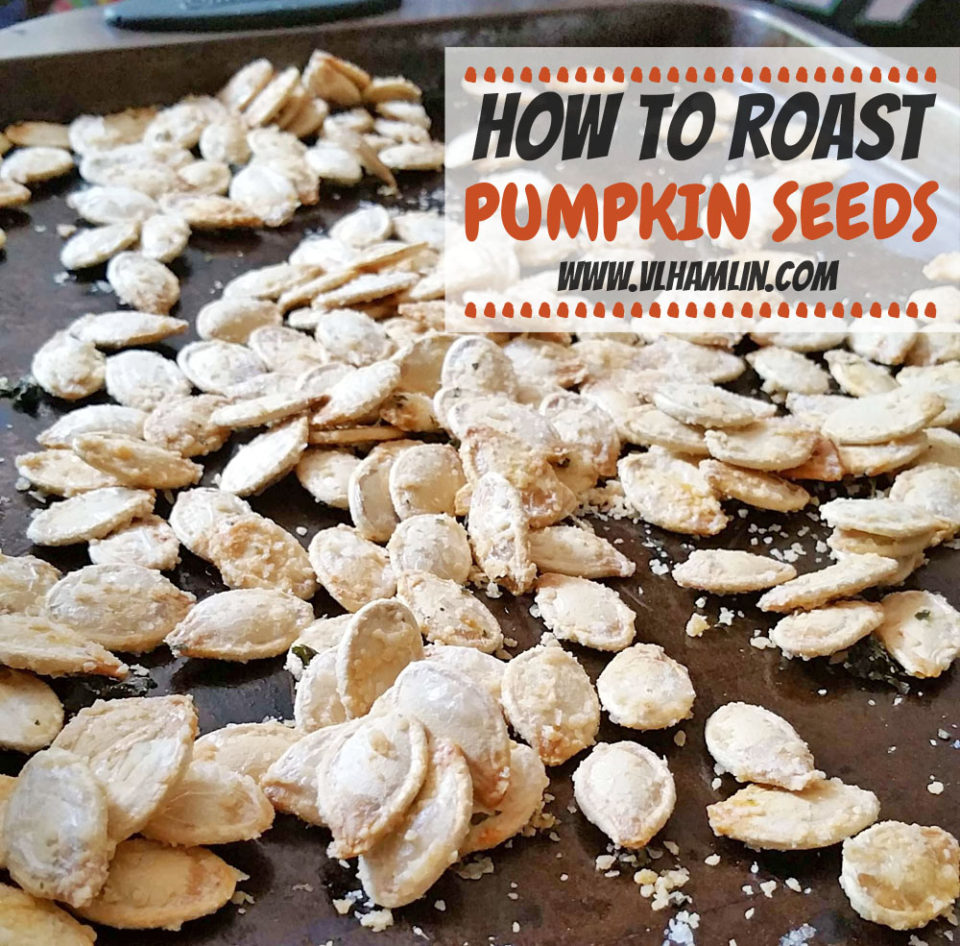 How to Roast Pumpkin Seeds 2