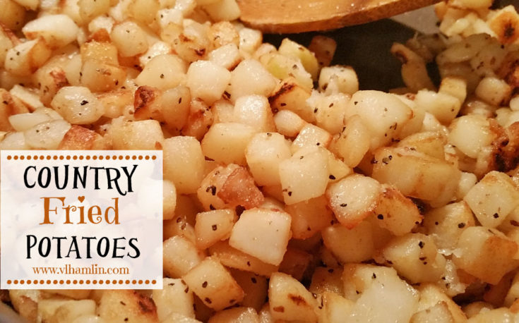 Country Fried Potatoes