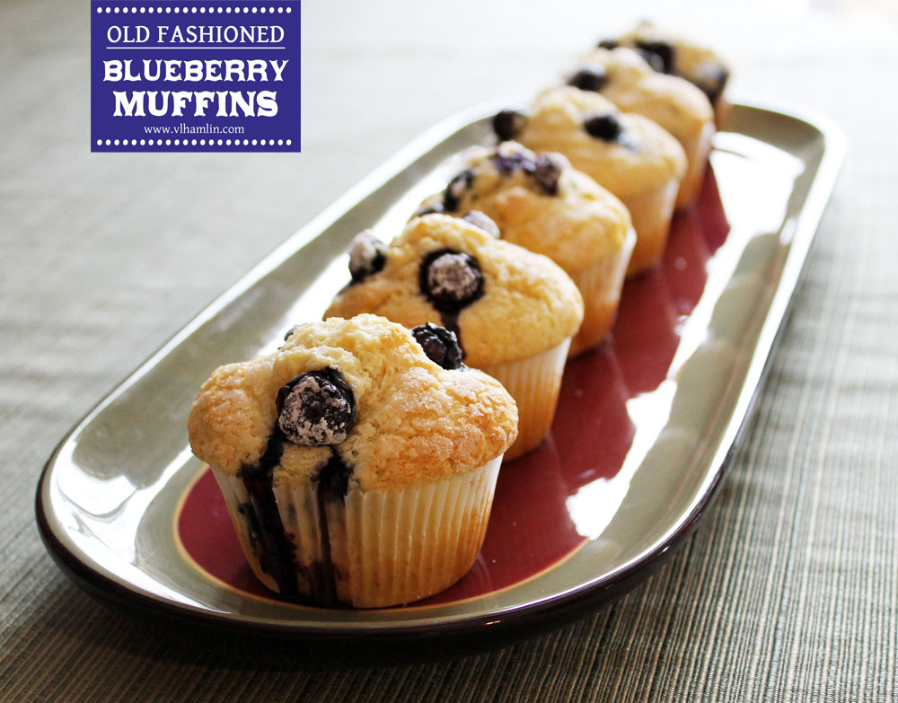 Best Blueberry Muffin Recipe Ever - 3