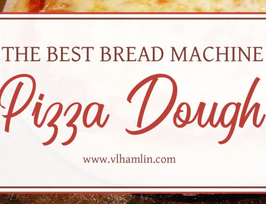 The Best Bread Machine Pizza Dough