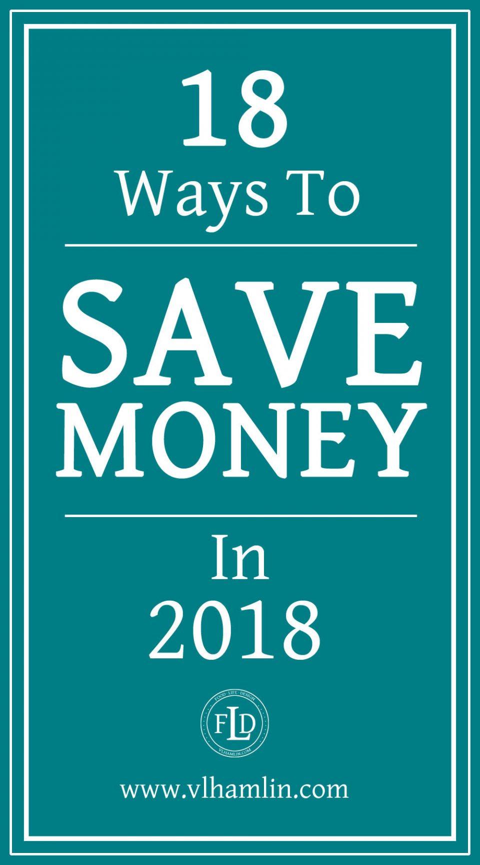 18 Ways to Save Money Online in 2018