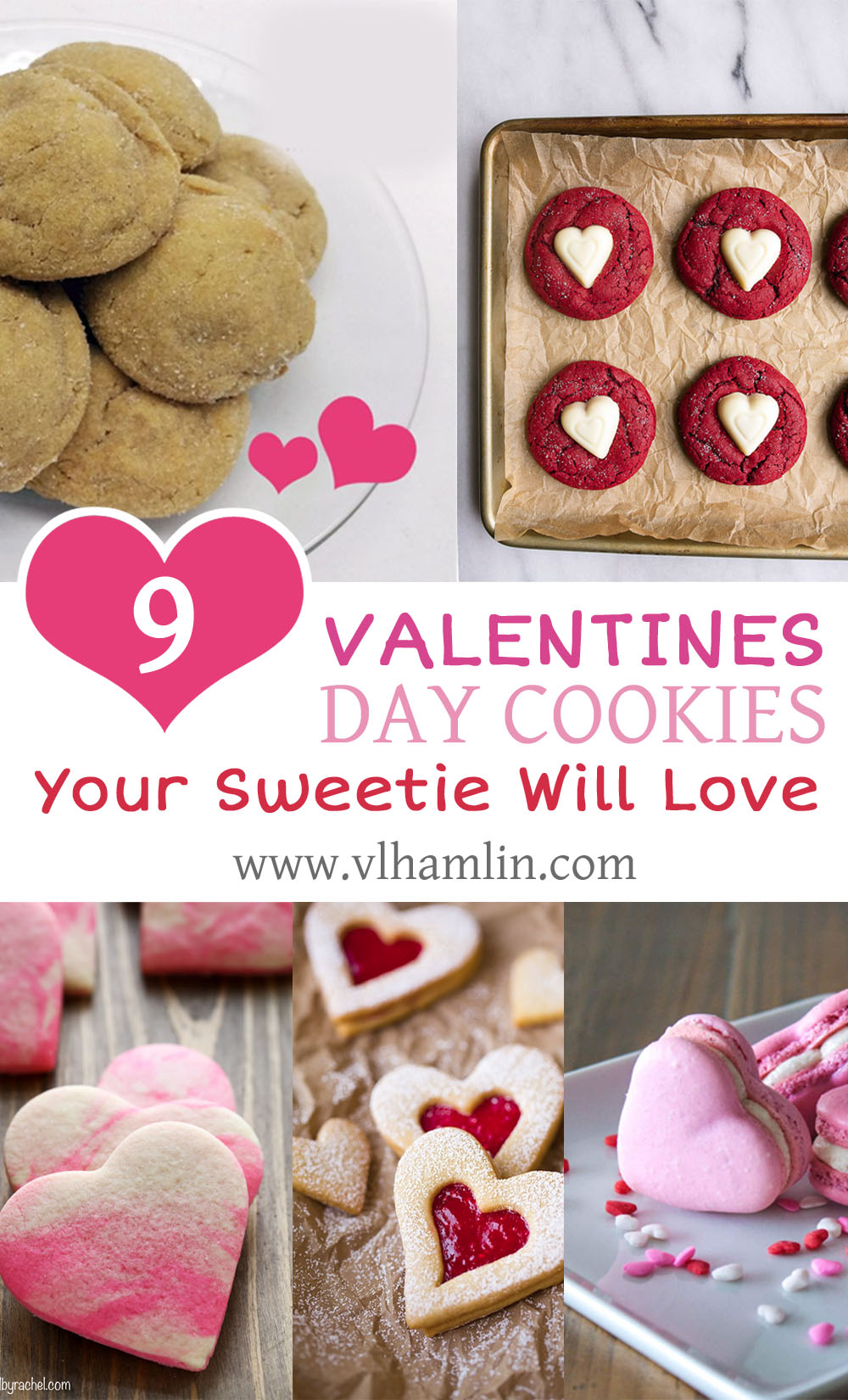 9 Valentines Day Cookies Your Sweetie Will Love