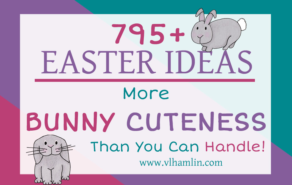 795+ Easter Ideas