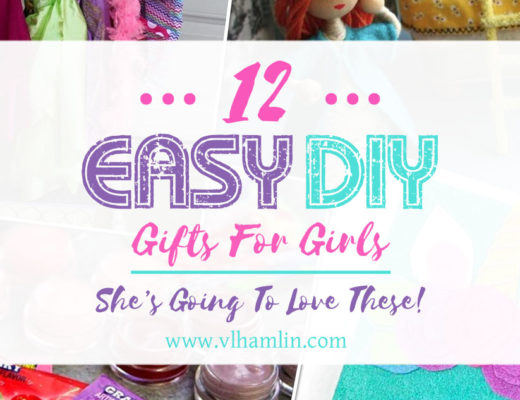 12 Easy DIY Gifts for Girls