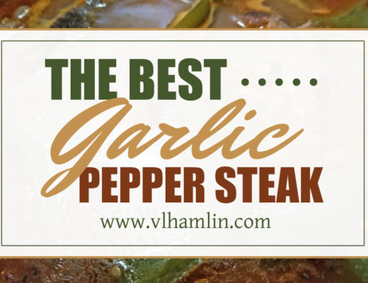 The Best Garlic Pepper Steak Recipe