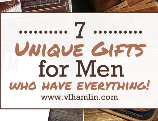 7 Unique Gifts for Men Who Have Everything