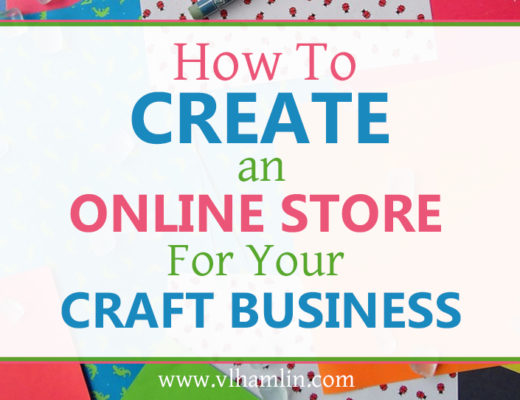 Create an Online Store for Your Craft Business