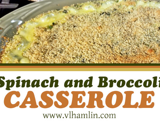 Spinach and Broccoli Casserole Recipe