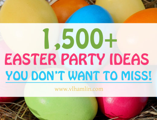 1500 Easter Party Ideas You Dont Want to Miss