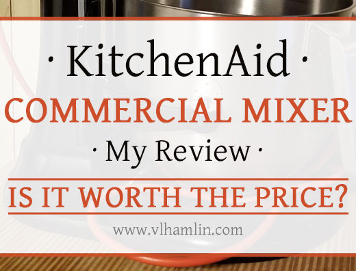 KitchenAid Commercial Mixer Review