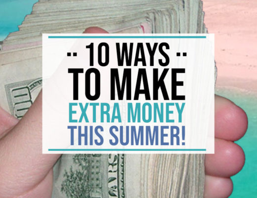 10 Ways to Make Extra Money This Summer