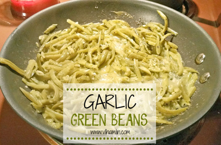 Garlic Green Beans 2