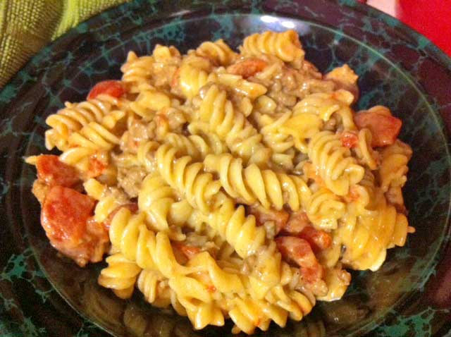Macaroni and Tomato Casserole Recipe - Food Life Design