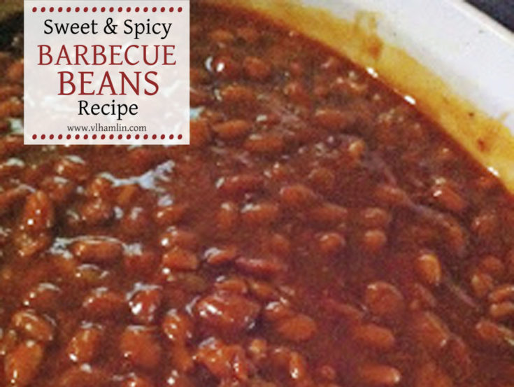 Sweet and Spicy Barbecue Beans Recipe