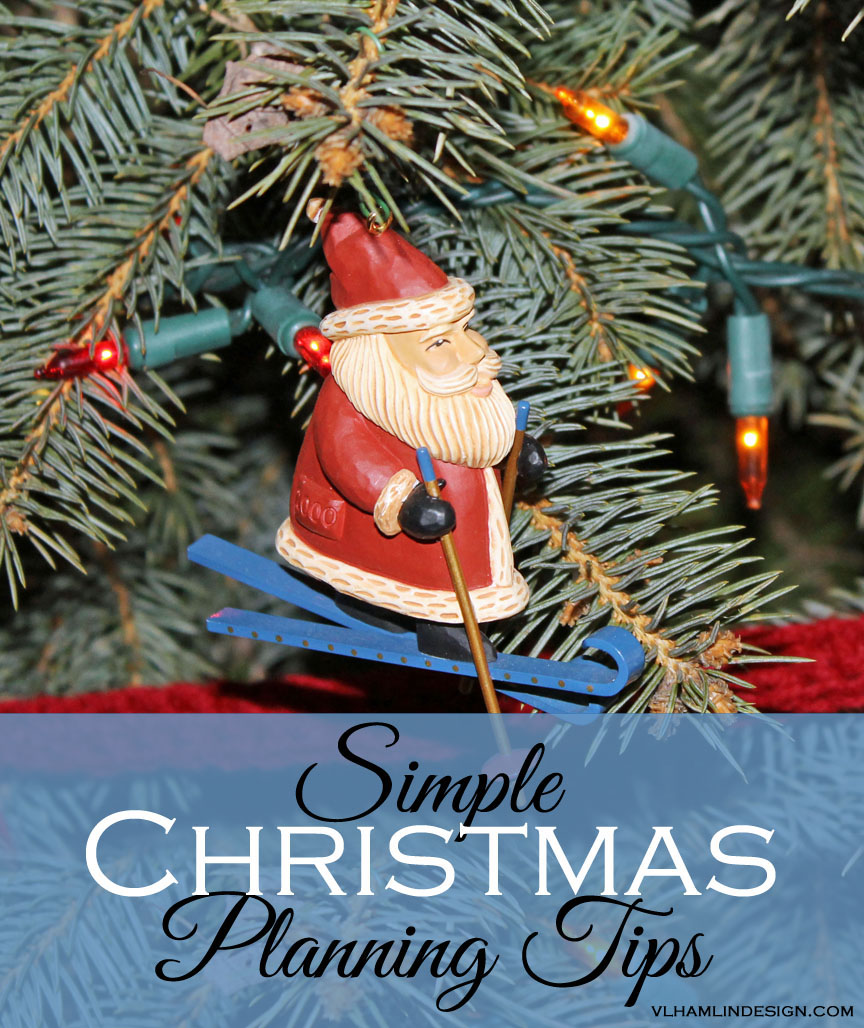 7 Simple Christmas Planning Tips