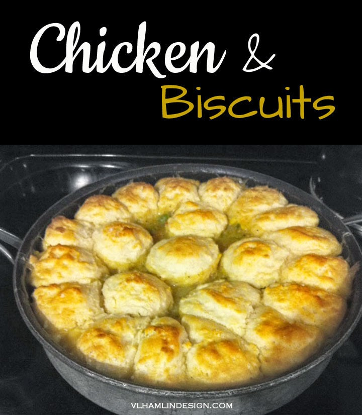 Chicken and Biscuits Recipe