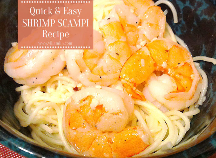 Shrimp Scampi Recipe 1