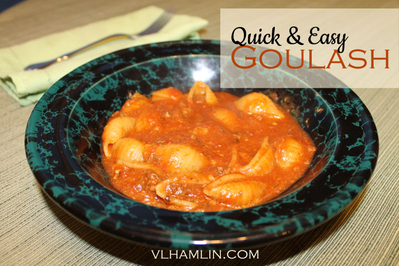 Quick & Easy Goulash Recipe 2