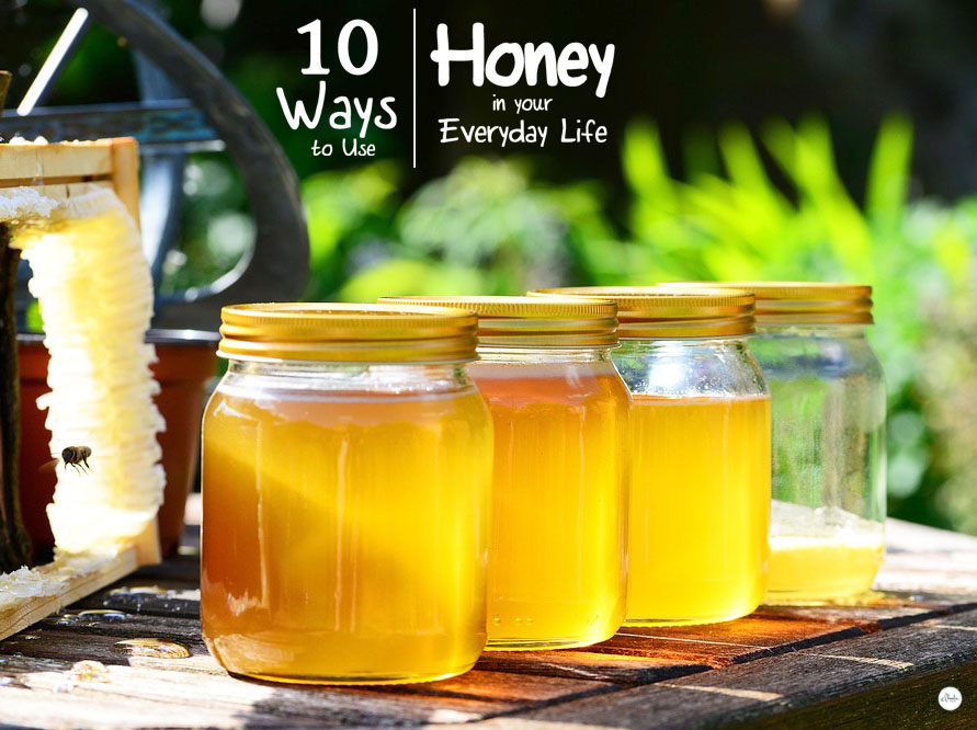 10 Ways to Use Honey in Your Everyday Life 2