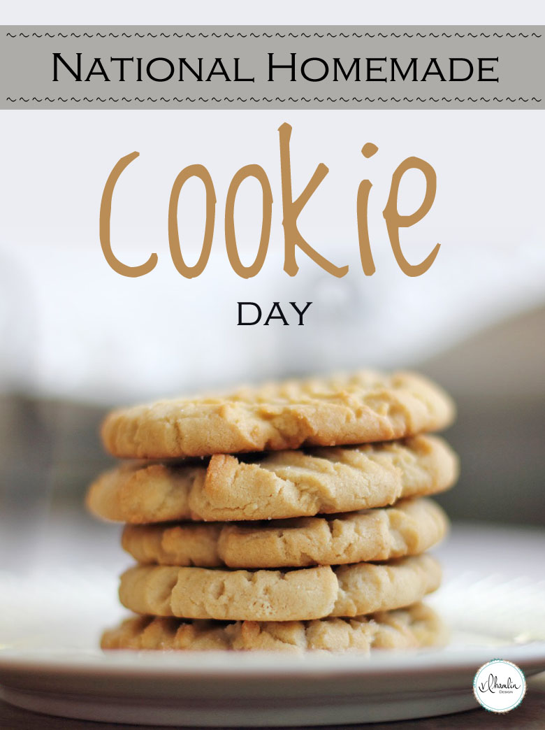 National Homemade Cookie Day 2015