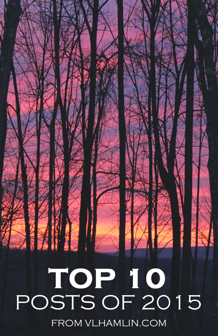 Top 10 Posts of 2015 from VLHamlin.com