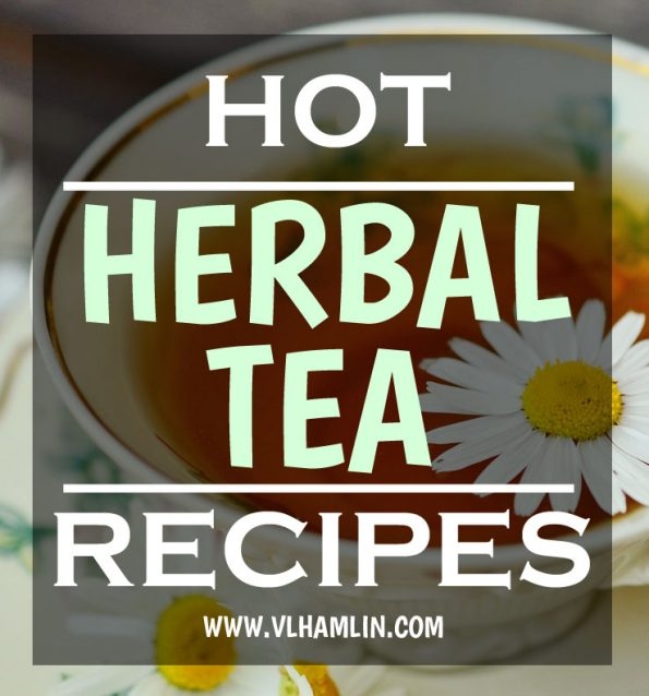 HOT HERBAL TEA RECIPES