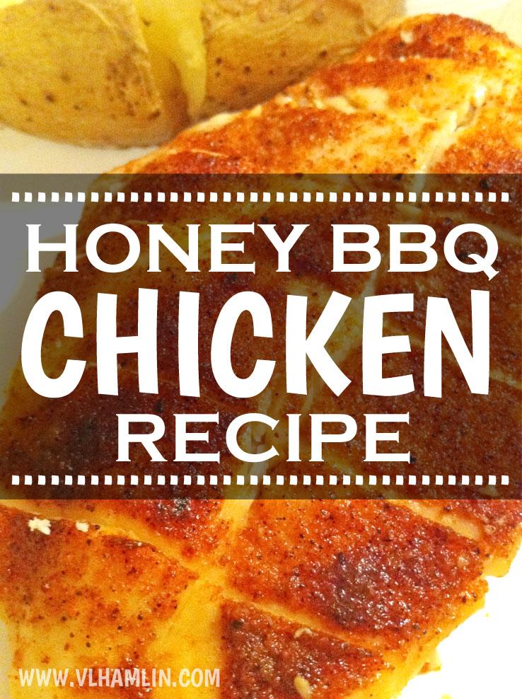 Honey BBQ Chicken Recipe