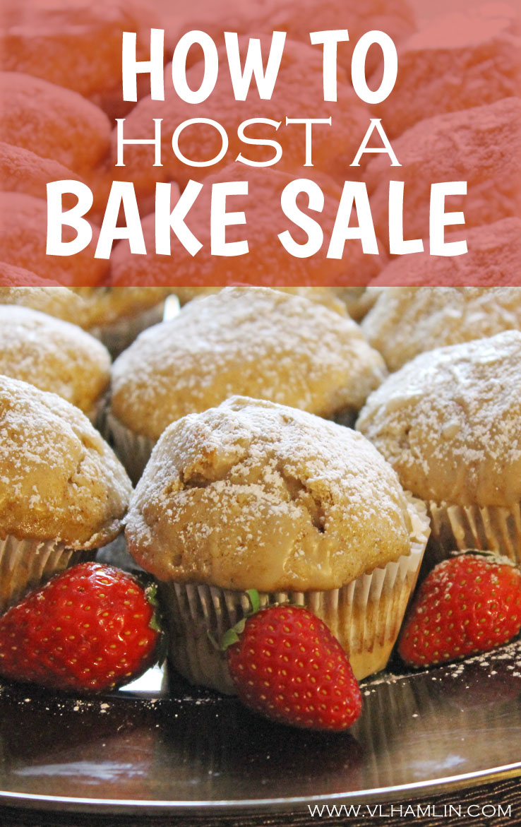 How to Host a Bake Sale