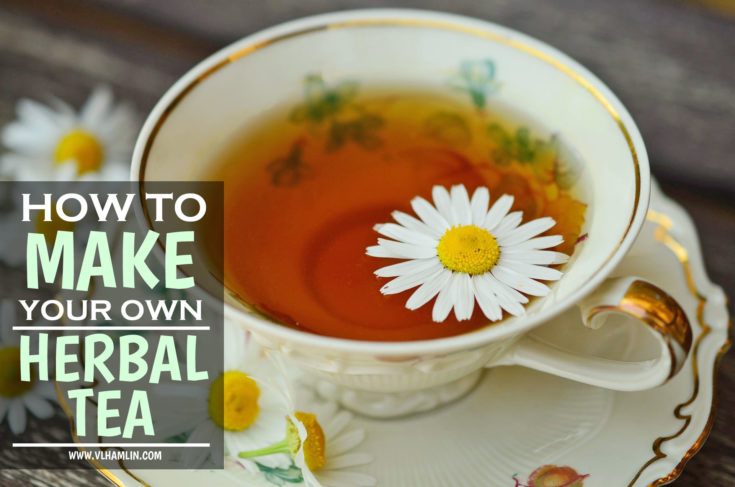 Basic Herbal Tea Recipe