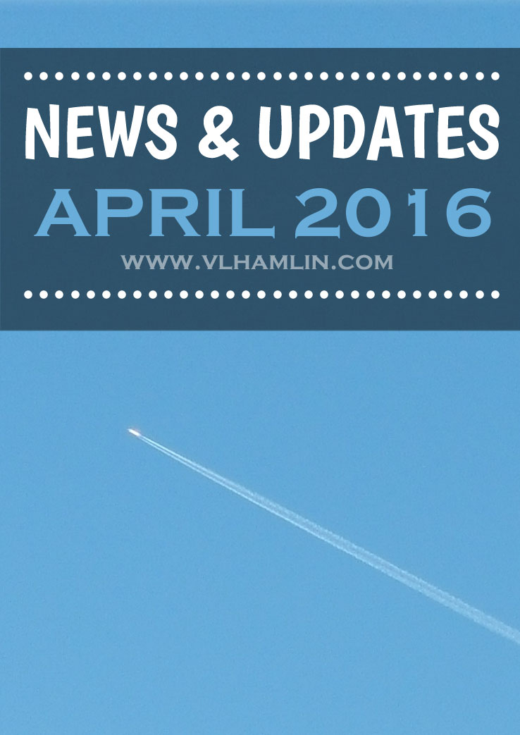 NEWS AND UPDATES - April 2016