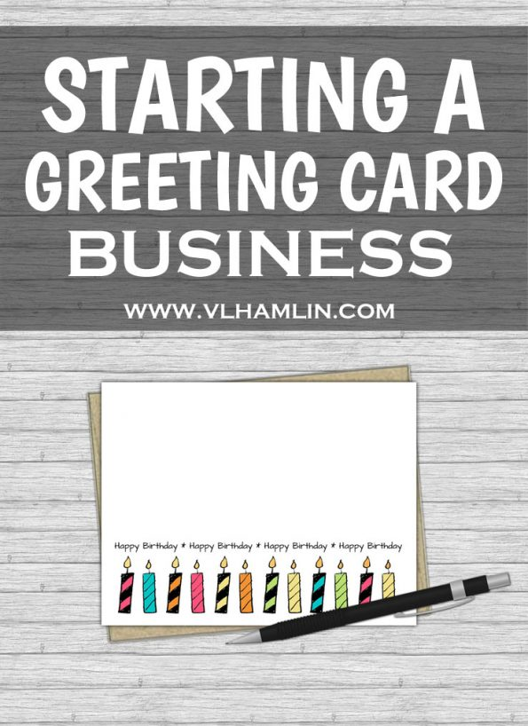 STARTING A GREETING CARD BUSINESS