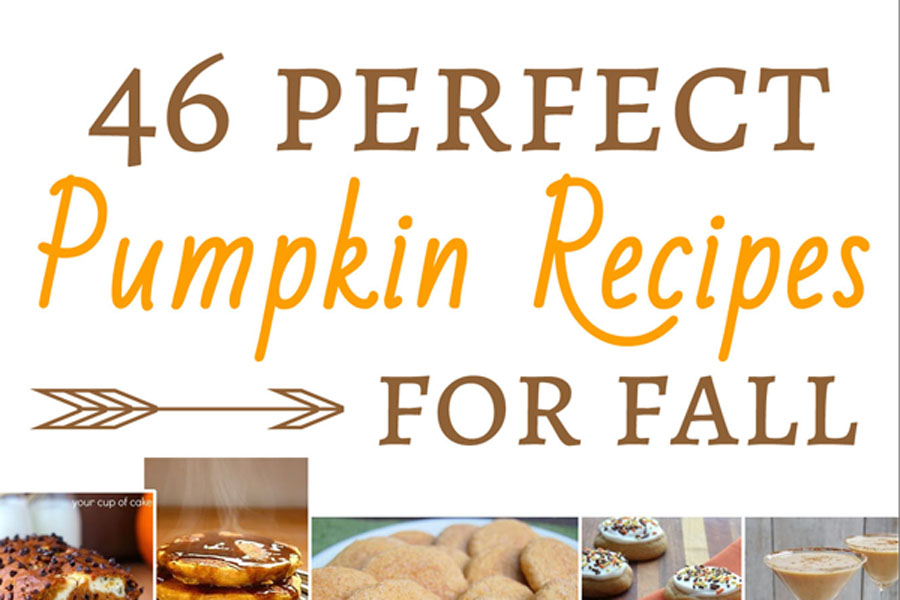 46 Pumpkin Recipes for Fall - Food Life Design