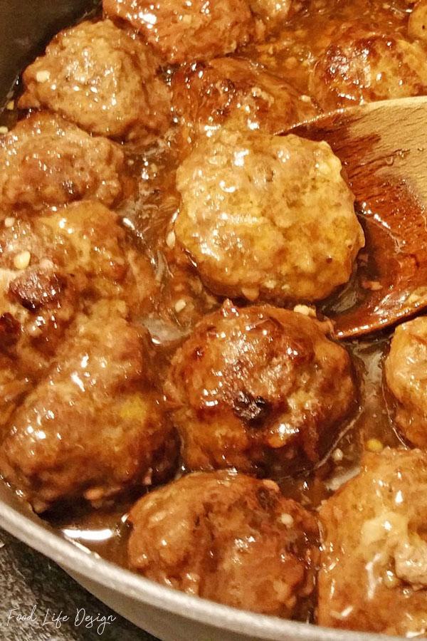Slow Cooker Spicy Hawaiian Meatballs Recipe