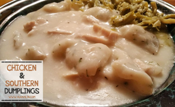 Chicken and Southern Dumplings