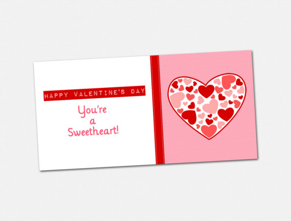 Free Printable Valentine's Day Mini Cards for Kids