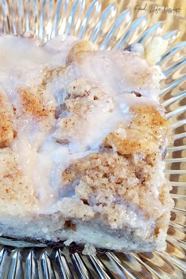 Homemade Cinnamon Raisin Bread Pudding Recipe