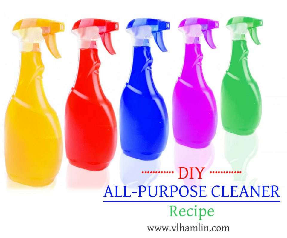 DIY All Purpose Cleaner Recipe 2