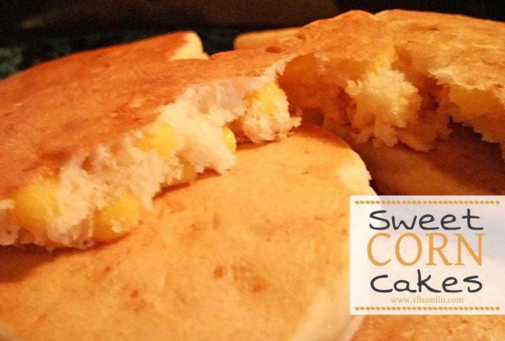 Sweet Corn Cakes 1