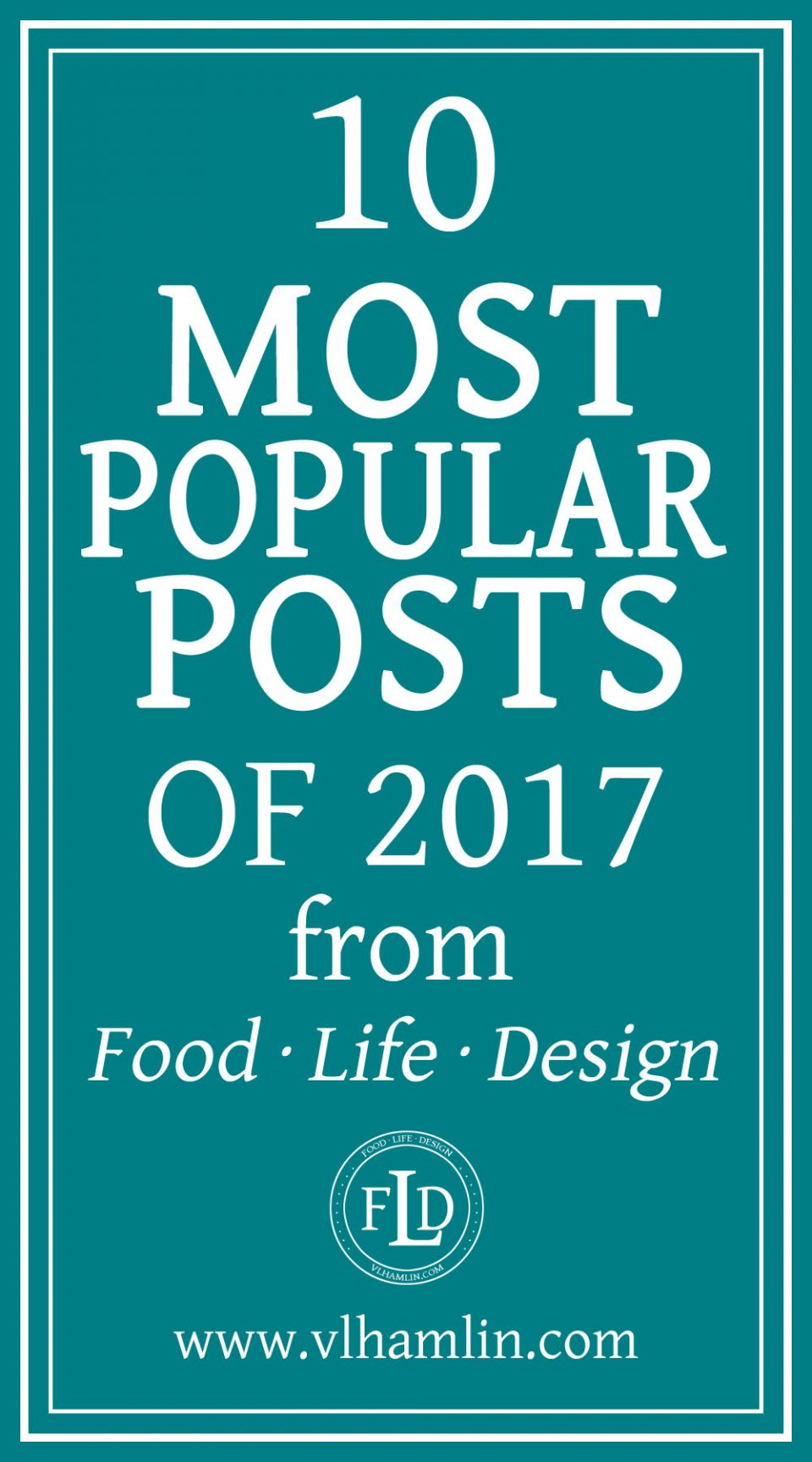 10 Most Popular Posts of 2017 -2