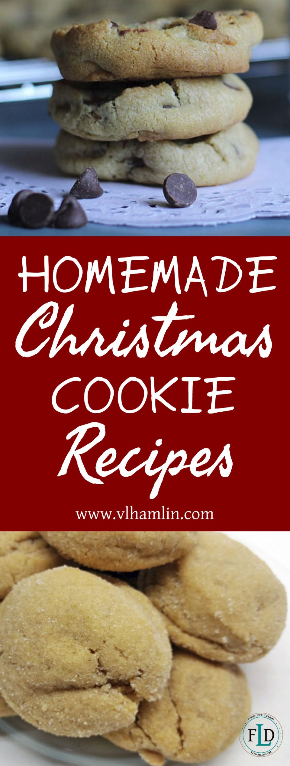 Homemade Christmas Cookie Recipes