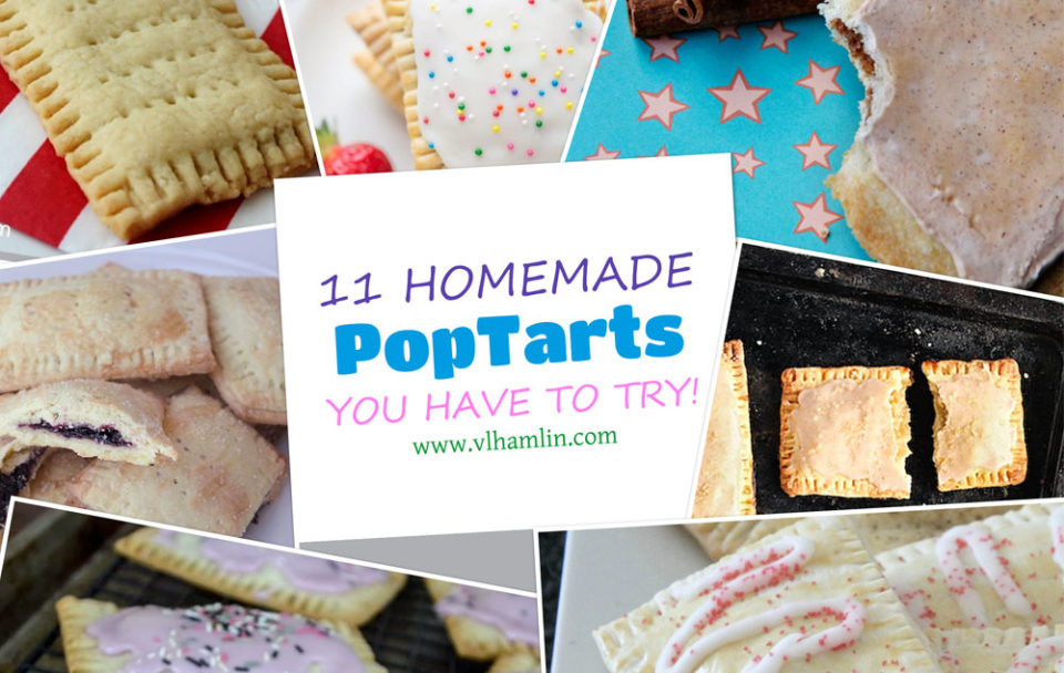 11 Homemade Poptarts You Have to Try