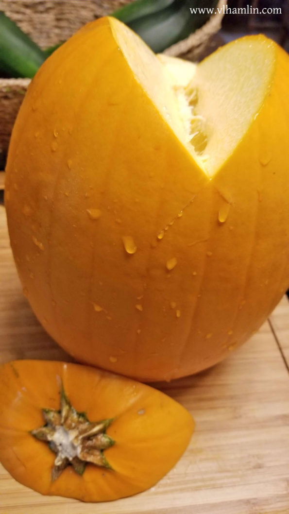 How To Freeze Your Own Pumpkin Puree - Step 2