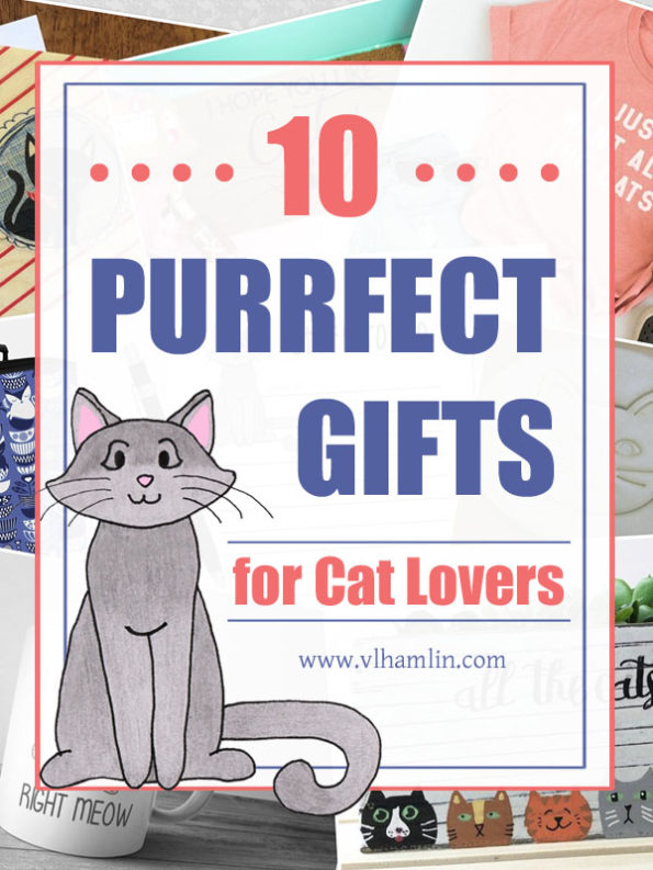 10 Purrfect Gifts for Cat Lovers | Food Life Design