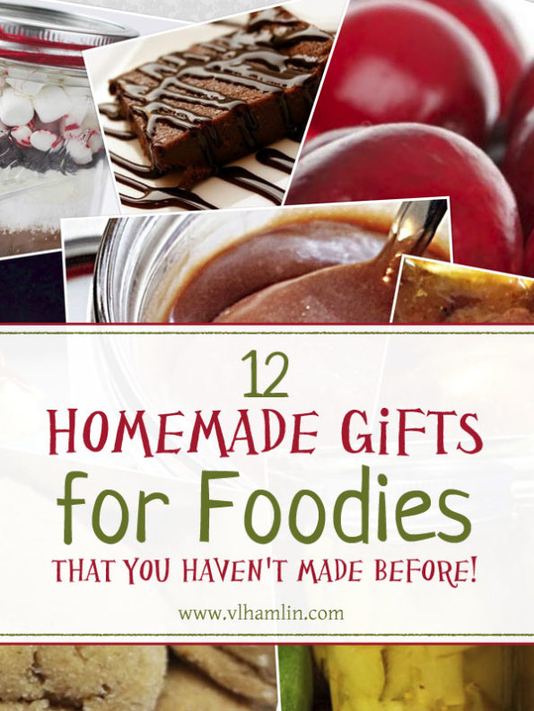 12 Homemade Gifts for Foodies | Food Life Design