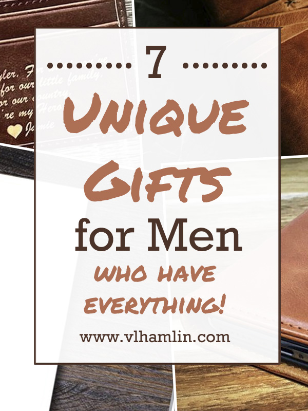 7 Unique Gifts for Men Who Have Everything | Food Life Design